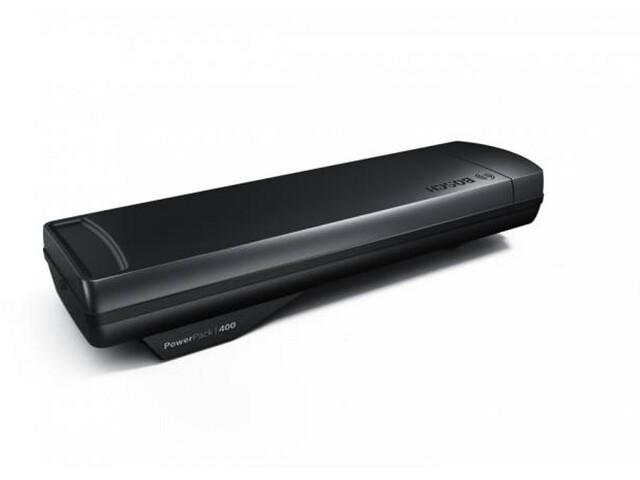 BOSCH PowerPack 400 Gepäckträgerakku für Modelljahr 2011/12 schwarz